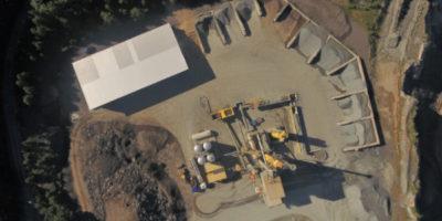 Asphaltmischwerk Venusberg ard Baustoffwerke