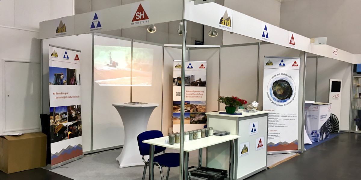 Stand Messe Chance Halle