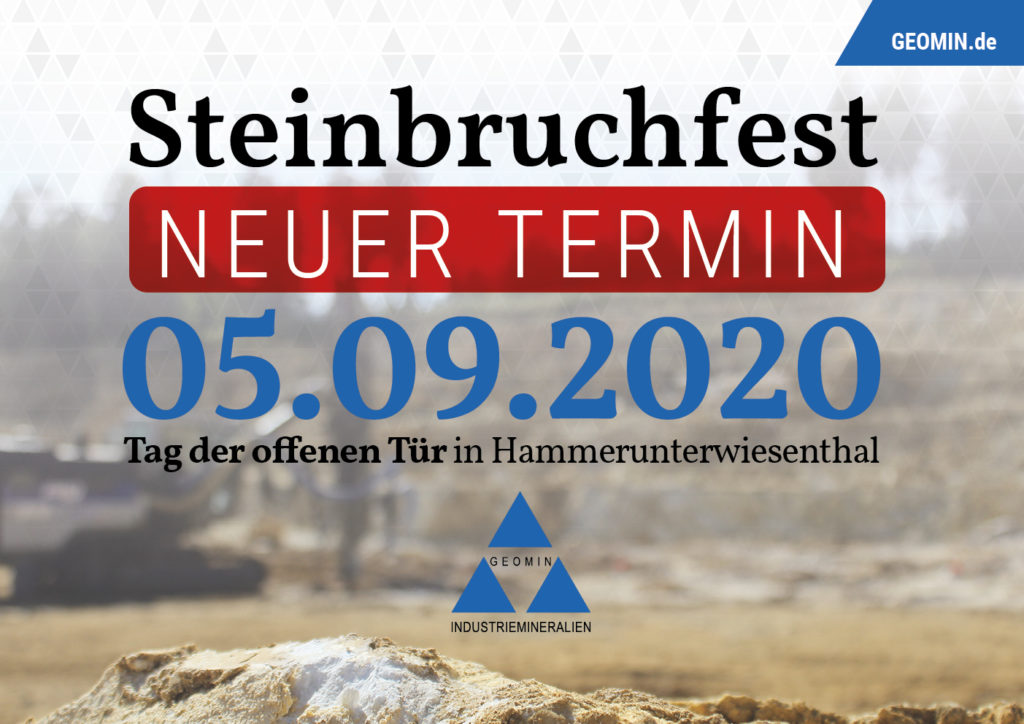 Flyer Steinbruchfest 2020 + Tombola