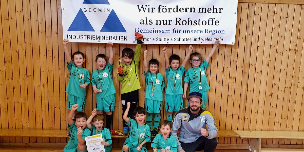 Sponsoring Fußball FSV PL