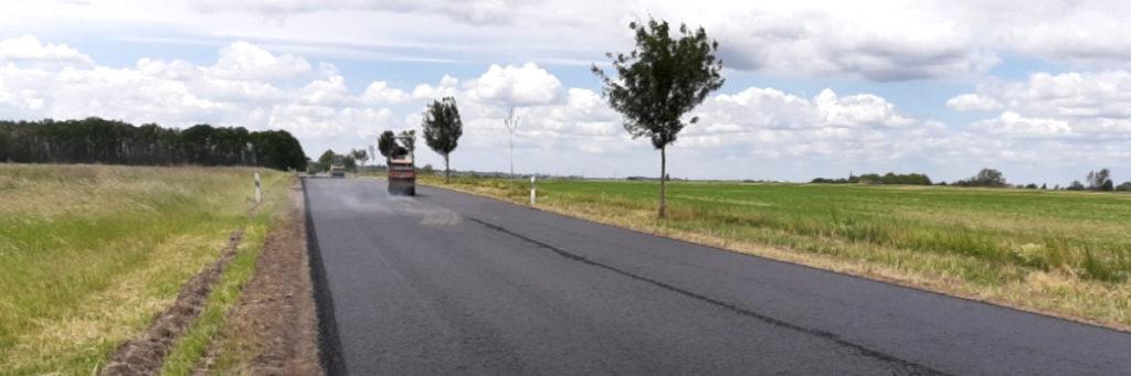 Straßeninstandsetzung